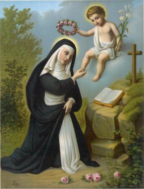 Image result for santa rosa de lima e los animales