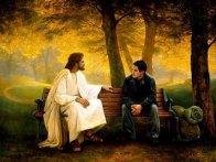 Jesus e Jovem