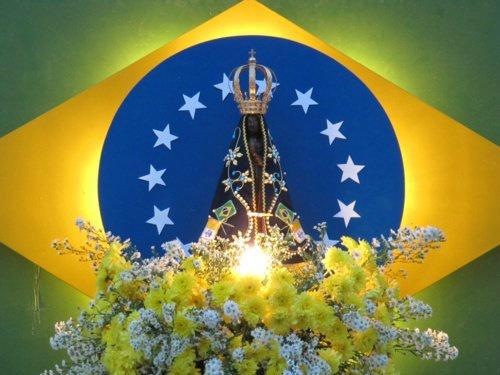 Nossa Senhora Aparecida Mãe Da Família Brasileira: 22 De Abril: Consagração Do Brasil A Nossa Senhora
